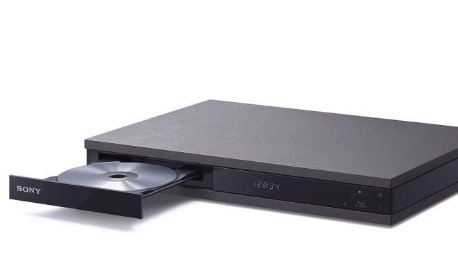 Sony Blu-ray-Player UHP-H1 © Sony