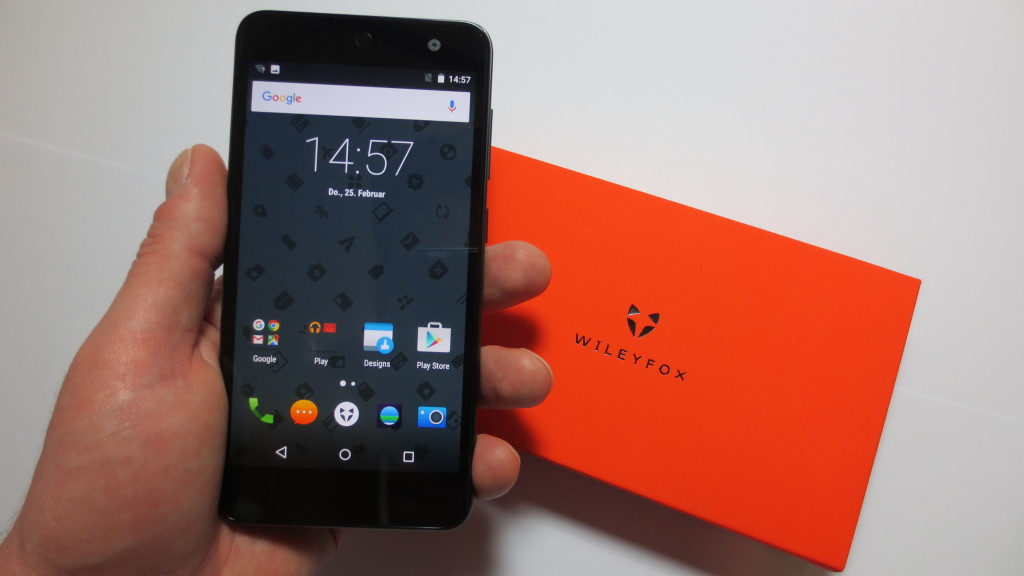 Wileyfox Swift © COMPUTER BILD