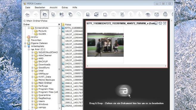 Platz 34: PDF24 Creator (neu) ©COMPUTER BILD