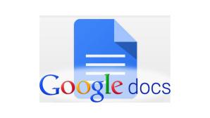 Google Docs ©Google