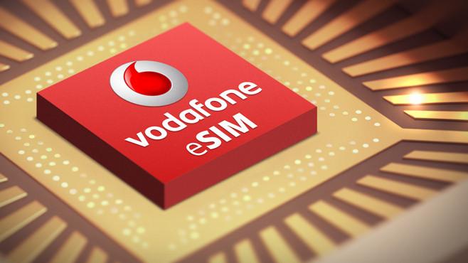 Vodafone startet eSIM in Deutschland ©Vodafone, ktsdesign – Fotolia.com
