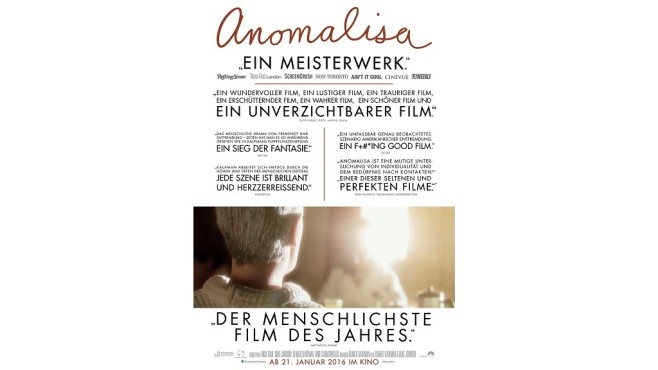 Anomalisa © Paramount Pictures
