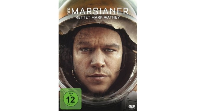 Der Marsianer – Rettet Mark Watney © Amazon