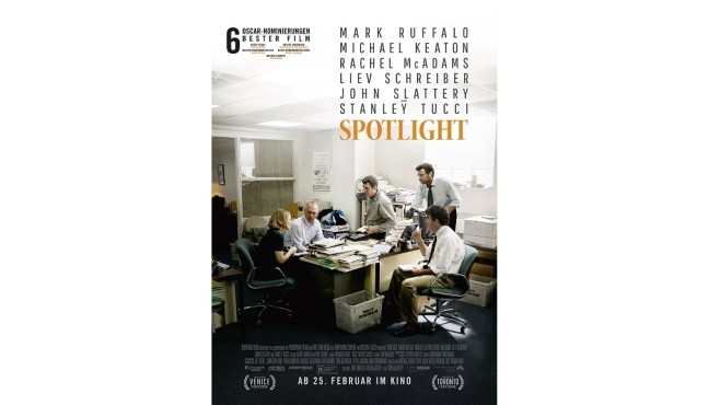 Spotlight © Paramount Pictures