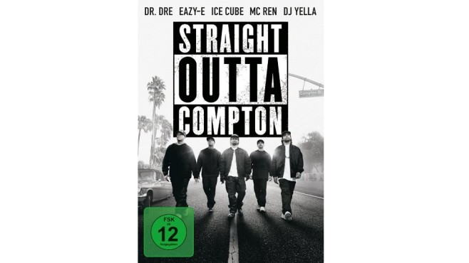 Straight Outta Compton © Amazon