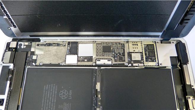 Apple iPad Pro 9,7 Zoll ©COMPUTER BILD, Apple