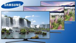 Samsung UE50J6250, UE55J5150 & UE50J5550 ©Samsung