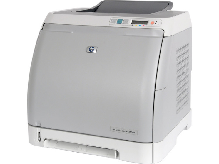 hewlett packard color laserjet 2600n computer bild. Black Bedroom Furniture Sets. Home Design Ideas