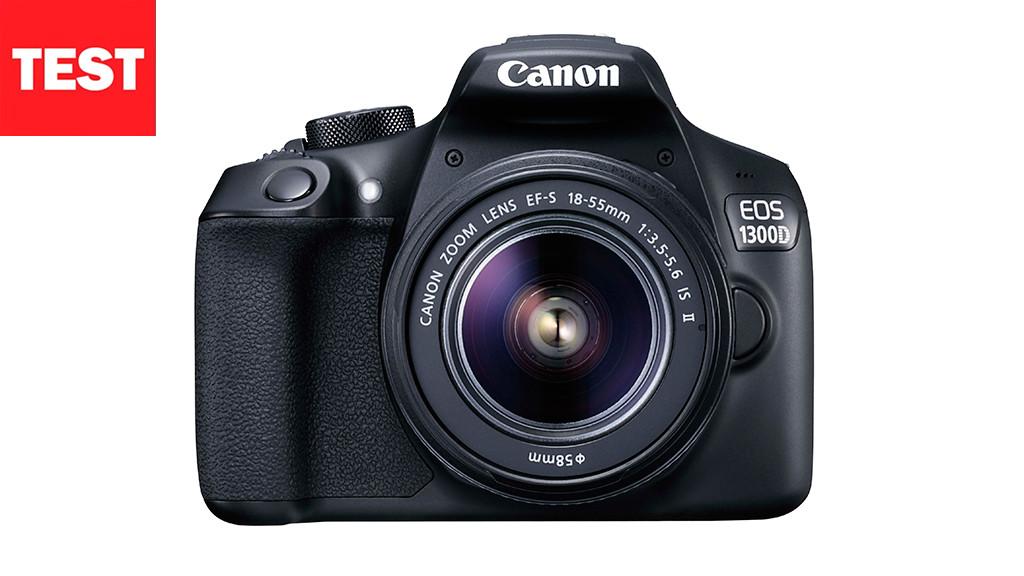 Canon EOS 1300D ©COMPUTER BILD