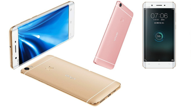 vivo Xplay 5 Elite © Copyrights: Vivo
