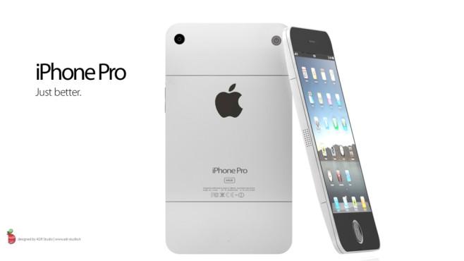 iPhone Pro ©ADR Studio