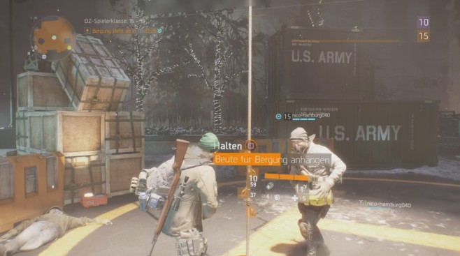 The Division: Dark Zone © Ubisoft