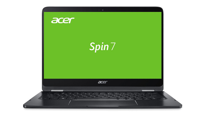 Acer Spin 7 (SP714-51-M6LT) © Amazon