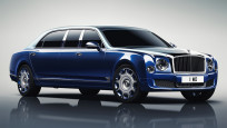 Bentley Mulsanne © Bentley Motors