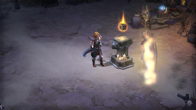 Diablo 3: Kanais W�rfel ©Blizzard