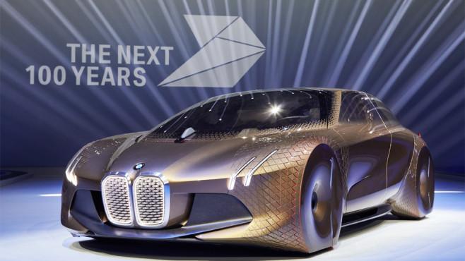 BMW Vision Next 100 ©BMW