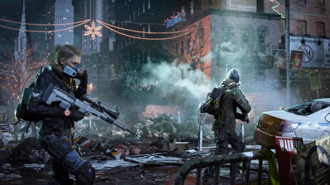 The Division: Missionen ©Ubisoft