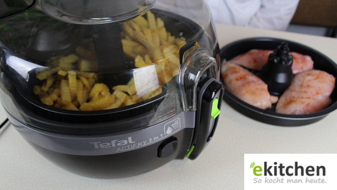 tefal actifry 2in1 hei luftfritteuse im test computer bild. Black Bedroom Furniture Sets. Home Design Ideas