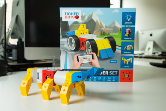 Ausprobiert: TinkerBots ©TinkerBots, COMPUTER BILD