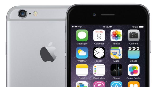 Apple iPhone 6S mit LTE-Allnet-Flat © Apple