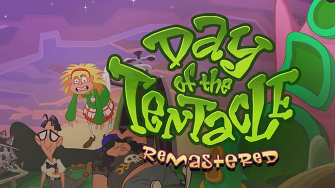 Day of the Tentacle – Reastered © Double Fine