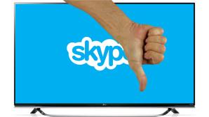 Skype Smart-TV ©LG, Skype, WerbeFabrik – Pixabay.com