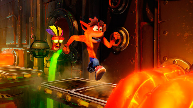 Crash Bandicoot – N.Sane Trilogy © Activision