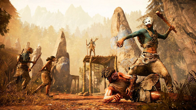 Far Cry – Primal © Ubisoft