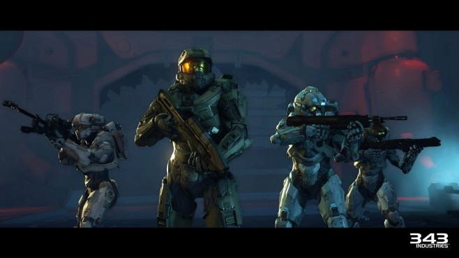 Halo 5: Guardians © Microsoft