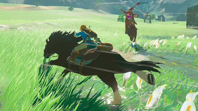 The Legend of Zelda – Breath of the Wild © Nintendo