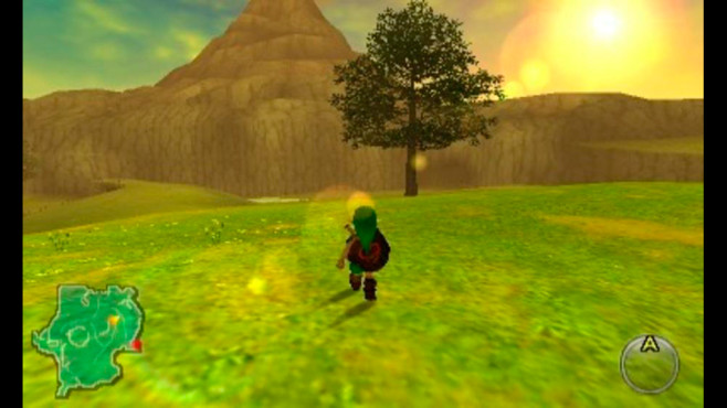 The Legend of Zelda: Ocarina of Time 3D © Nintendo