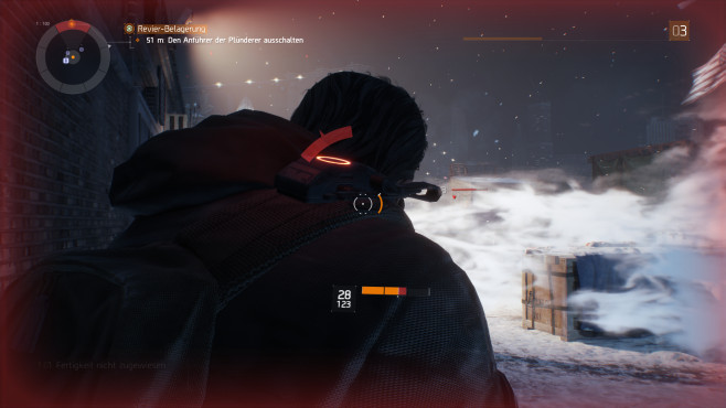 The Division: Gas © Ubisoft