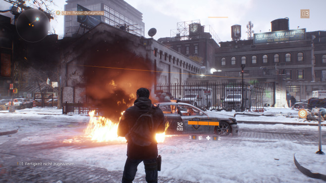 The Division: Volumetrisch © Ubisoft