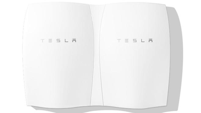Tesla Powerwall ©Tesla