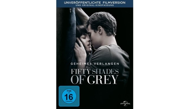 Fifty Shades of Grey © Amazon