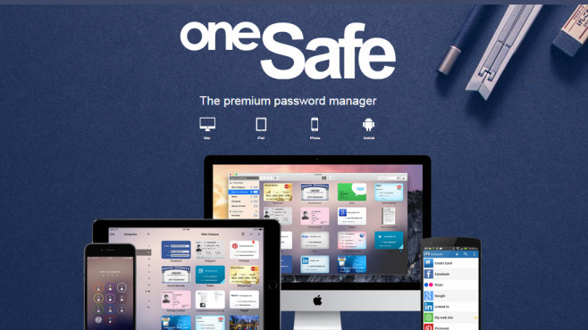 oneSafe – Premium password manager © Lunabee Pte. Ltd.