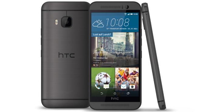 HTC One M9 Prime Camera Edtion ©HTC