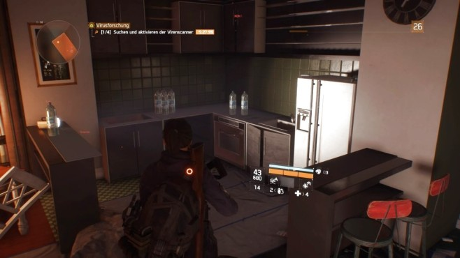 The Division: Appartements © Ubisoft