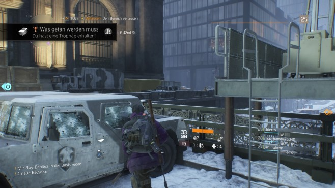 The Division: Transmogrifikation © Ubisoft