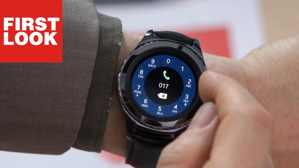 test smartwatch samsung gear s2 3g mit esim karte. Black Bedroom Furniture Sets. Home Design Ideas