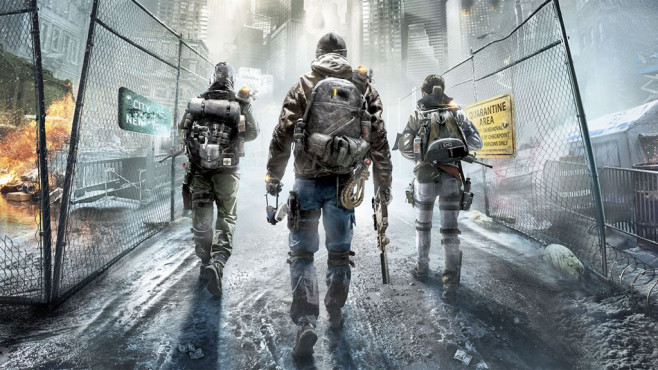The Division: End-Game und High-End-Waffen © Ubisoft