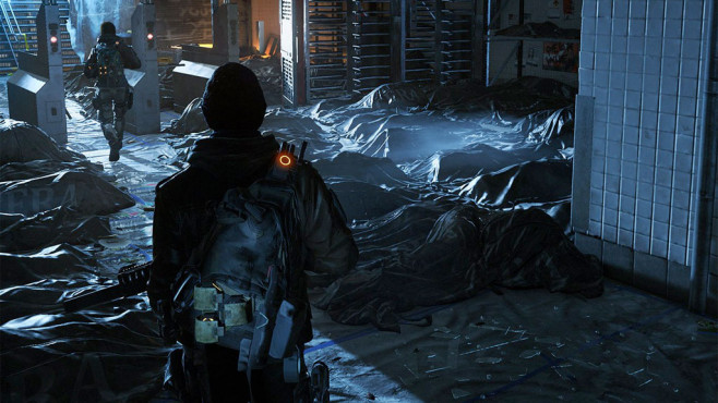 The Division: Patch © Ubisoft