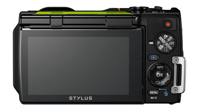 Olympus Tough TG-870 © Olympus