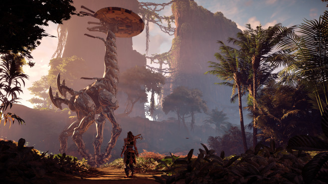 Horizon Zero Dawn © Sony