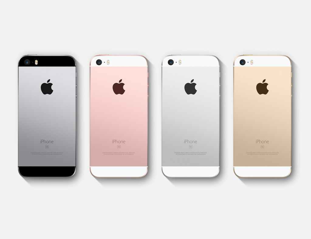 IPhone SE Apples Mini In Bildern