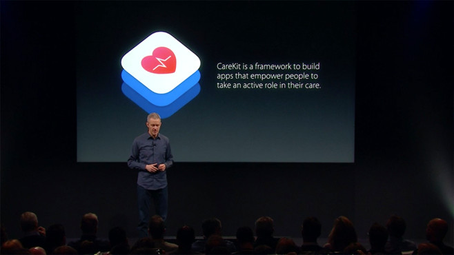 Apple CareKit © Apple