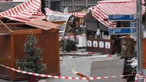 Anschlag in Berlin ©dpa-Bildfunk