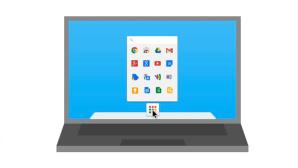 Google Chrome App Launcher ©Google