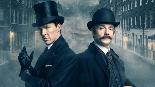 Sherlock – Die Braut des Grauens ©ARD Degeto/BBC/Hartswood Films 2015