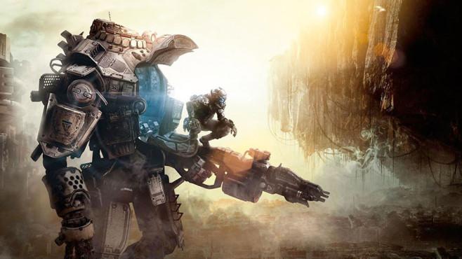 Titanfall: Roboter ©EA